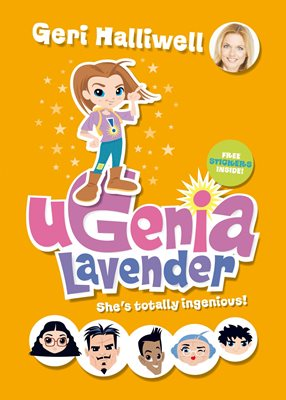 Book cover for Ugenia Lavender